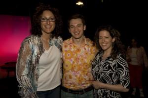 Judy Gold, Justin Deabler, Jen Wineman